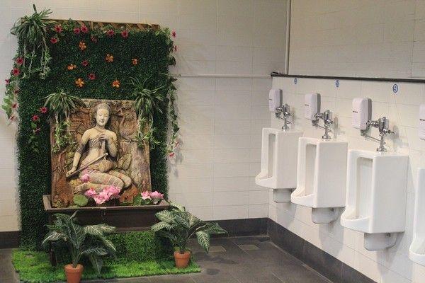 Droles de toilettes - Toilettes zen ...