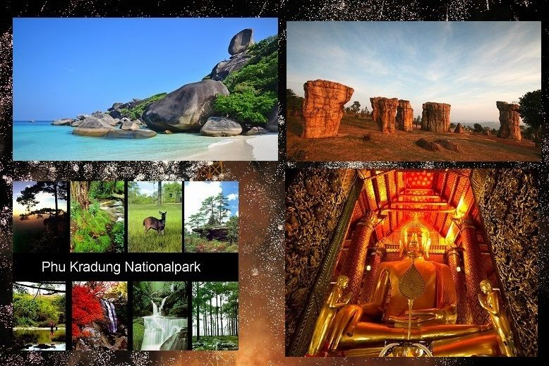 Les 7 Merveilles De Thalande Selon Thalandais