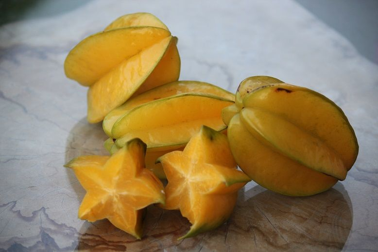 La carambole le fruit toile - Les jardins de la carambole ...